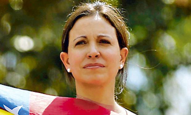 zz. María Corina Machado