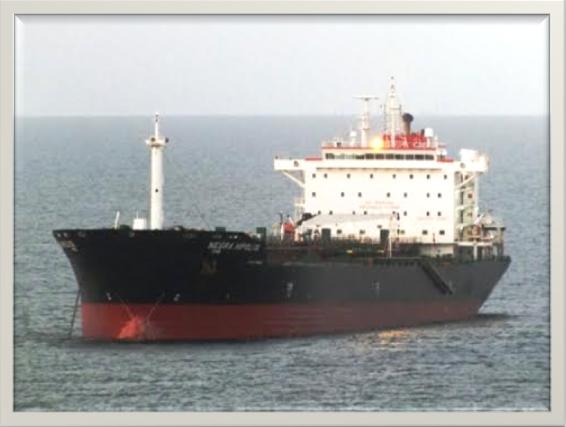 "Buque ""Negra Hipólita"" de la flota de cargueros de PDVSA"