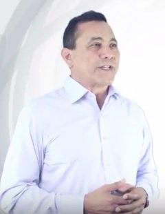 Yoel Acosta Chirinos, candidato del MAS por el estado Portuguesa, en una alianza de factores no alineados con el Gobierno ni con la MUD.