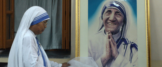 kva. Madre Teresa
