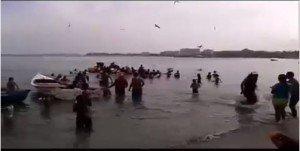 xae. Despojan a pescadores de la Isla de Margarita cuando regresaban de pescar. 21-5-2016